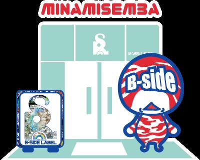 Be Sunny-Label SHOPロゴ 南船場店