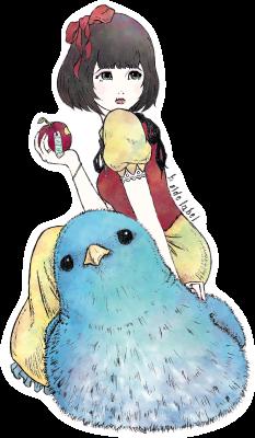 4711-星野白雪と青い鳥